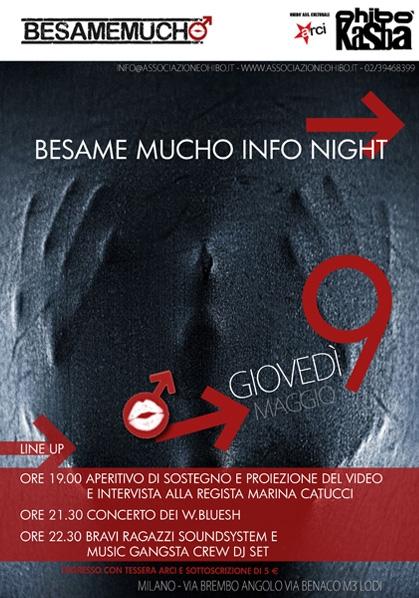 09_maggio_besame_mucho_info_night
