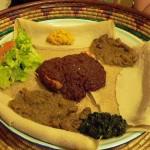 Cena a sostegno dell'associazione profughi eritrei: E.Y.S.N.S.