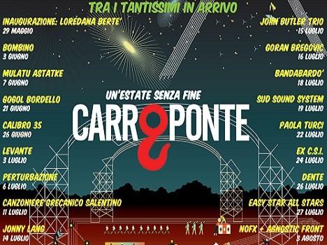 Carroponte 2014