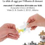 Le sfide di oggi per l'Albania del domani