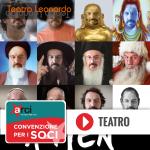 Convenzione A-MEN al Teatro Leonardo dal 13/11 al 16/11