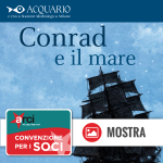 Convenzione CONRAD E IL MARE all'Acquario Civico di Milano