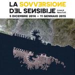 """Biennale dei Giovani Artisti dell'Europa e del Mediterraneo: """"La Sovversione del Sensibile"""" dal 4/12 all'11/01"""