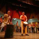Corso di Percussioni Africane all'Arcipelago di Abbiategrasso