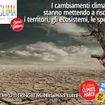 """Coalizione Italiana """"Parigi 2015: Mobilitiamoci per il clima"""""""