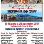 Mediterraneo senza confini – rassegna d'arte