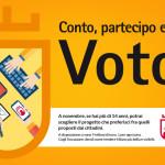 Bilancio Partecipativo: si vota!