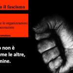 Campagna di raccolta firme contro il neofascismo