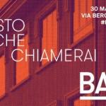 30 marzo ore 19.00: Apre BASE all'ex Ansaldo