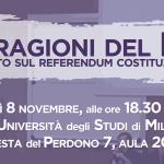 Le ragioni del NO al referendum costituzionale