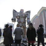 Transformers al Museo Nazionale della Scienza e della Tecnologia Leonardo da Vinci: 3 marzo – 1 maggio