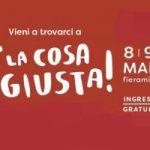 """Arci fa la cosa giusta! La partecipazione Arci alla fiera """"Fa la cosa giusta"""" – Milano, 8-10 marzo"""